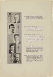 Page 15, 1915 Edition, Holland High School - Boomerang Yearbook (Holland, MI) online yearbook collection