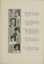 Page 16, 1915 Edition, Holland High School - Boomerang Yearbook (Holland, MI) online yearbook collection