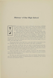 Page 6, 1915 Edition, Holland High School - Boomerang Yearbook (Holland, MI) online yearbook collection