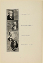 Page 7, 1915 Edition, Holland High School - Boomerang Yearbook (Holland, MI) online yearbook collection