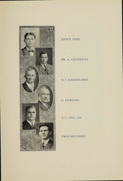 Page 8, 1915 Edition, Holland High School - Boomerang Yearbook (Holland, MI) online yearbook collection