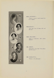 Page 9, 1915 Edition, Holland High School - Boomerang Yearbook (Holland, MI) online yearbook collection