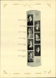 Page 15, 1926 Edition, Holland High School - Boomerang Yearbook (Holland, MI) online yearbook collection