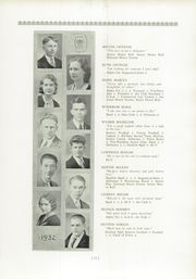Page 17, 1932 Edition, Holland High School - Boomerang Yearbook (Holland, MI) online yearbook collection