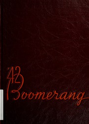 Page 1, 1942 Edition, Holland High School - Boomerang Yearbook (Holland, MI) online yearbook collection