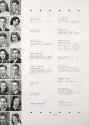 Page 16, 1942 Edition, Holland High School - Boomerang Yearbook (Holland, MI) online yearbook collection
