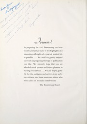 Page 6, 1942 Edition, Holland High School - Boomerang Yearbook (Holland, MI) online yearbook collection
