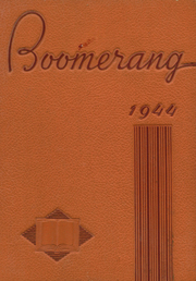 Page 1, 1944 Edition, Holland High School - Boomerang Yearbook (Holland, MI) online yearbook collection