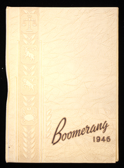 1946 Edition, Holland High School - Boomerang Yearbook (Holland, MI)