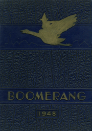 1948 Edition, Holland High School - Boomerang Yearbook (Holland, MI)