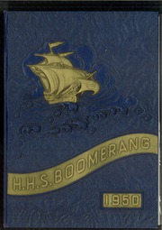 1950 Edition, Holland High School - Boomerang Yearbook (Holland, MI)