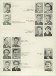 Page 15, 1953 Edition, Holland High School - Boomerang Yearbook (Holland, MI) online yearbook collection