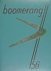 1956 Edition, Holland High School - Boomerang Yearbook (Holland, MI)