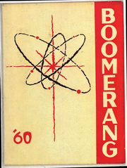 1960 Edition, Holland High School - Boomerang Yearbook (Holland, MI)