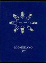 1977 Edition, Holland High School - Boomerang Yearbook (Holland, MI)