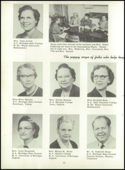 Page 14, 1953 Edition, Melvindale High School - Echo Yearbook (Melvindale, MI) online yearbook collection