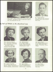 Page 15, 1953 Edition, Melvindale High School - Echo Yearbook (Melvindale, MI) online yearbook collection