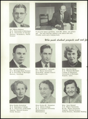 Page 16, 1953 Edition, Melvindale High School - Echo Yearbook (Melvindale, MI) online yearbook collection