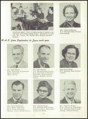 Page 17, 1953 Edition, Melvindale High School - Echo Yearbook (Melvindale, MI) online yearbook collection