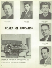 Page 16, 1956 Edition, Melvindale High School - Echo Yearbook (Melvindale, MI) online yearbook collection