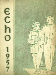 Page 1, 1957 Edition, Melvindale High School - Echo Yearbook (Melvindale, MI) online yearbook collection