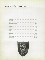Page 10, 1957 Edition, Melvindale High School - Echo Yearbook (Melvindale, MI) online yearbook collection