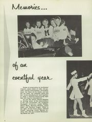Page 10, 1958 Edition, Melvindale High School - Echo Yearbook (Melvindale, MI) online yearbook collection