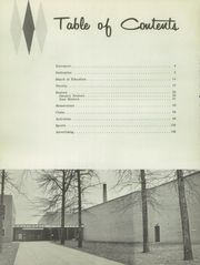 Page 6, 1958 Edition, Melvindale High School - Echo Yearbook (Melvindale, MI) online yearbook collection