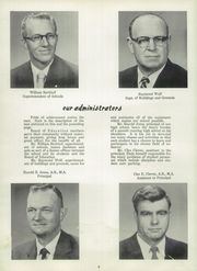 Page 10, 1956 Edition, Mount Clemens High School - Yearbook (Mount Clemens, MI) online yearbook collection