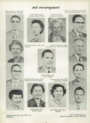 Page 12, 1956 Edition, Mount Clemens High School - Yearbook (Mount Clemens, MI) online yearbook collection
