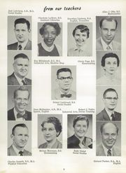 Page 13, 1956 Edition, Mount Clemens High School - Yearbook (Mount Clemens, MI) online yearbook collection