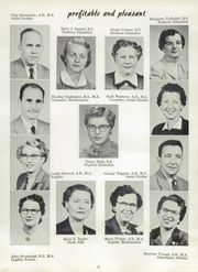 Page 15, 1956 Edition, Mount Clemens High School - Yearbook (Mount Clemens, MI) online yearbook collection