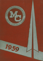 Page 1, 1959 Edition, Mount Clemens High School - Yearbook (Mount Clemens, MI) online yearbook collection