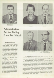 Page 13, 1959 Edition, Mount Clemens High School - Yearbook (Mount Clemens, MI) online yearbook collection