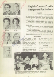 Page 14, 1959 Edition, Mount Clemens High School - Yearbook (Mount Clemens, MI) online yearbook collection