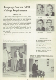 Page 15, 1959 Edition, Mount Clemens High School - Yearbook (Mount Clemens, MI) online yearbook collection