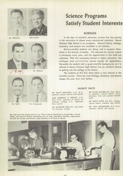 Page 16, 1959 Edition, Mount Clemens High School - Yearbook (Mount Clemens, MI) online yearbook collection