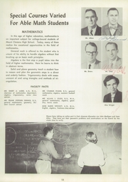 Page 17, 1959 Edition, Mount Clemens High School - Yearbook (Mount Clemens, MI) online yearbook collection
