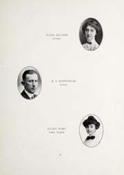 Page 15, 1913 Edition, St Joseph High School - Crescent Yearbook (St Joseph, MI) online yearbook collection