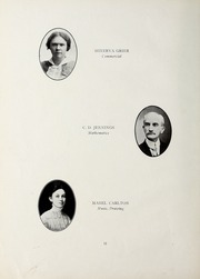 Page 16, 1913 Edition, St Joseph High School - Crescent Yearbook (St Joseph, MI) online yearbook collection