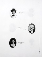 Page 16, 1915 Edition, St Joseph High School - Crescent Yearbook (St Joseph, MI) online yearbook collection