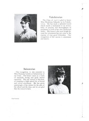 Page 16, 1916 Edition, St Joseph High School - Crescent Yearbook (St Joseph, MI) online yearbook collection
