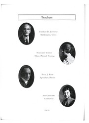 Page 10, 1919 Edition, St Joseph High School - Crescent Yearbook (St Joseph, MI) online yearbook collection