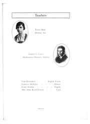 Page 11, 1919 Edition, St Joseph High School - Crescent Yearbook (St Joseph, MI) online yearbook collection