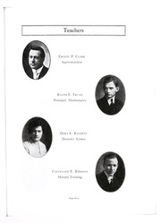 Page 9, 1919 Edition, St Joseph High School - Crescent Yearbook (St Joseph, MI) online yearbook collection