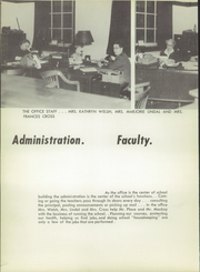 Page 10, 1953 Edition, St Joseph High School - Crescent Yearbook (St Joseph, MI) online yearbook collection