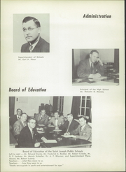 Page 12, 1953 Edition, St Joseph High School - Crescent Yearbook (St Joseph, MI) online yearbook collection