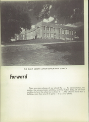 Page 6, 1953 Edition, St Joseph High School - Crescent Yearbook (St Joseph, MI) online yearbook collection