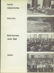 Page 7, 1953 Edition, St Joseph High School - Crescent Yearbook (St Joseph, MI) online yearbook collection