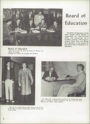 Page 12, 1956 Edition, St Joseph High School - Crescent Yearbook (St Joseph, MI) online yearbook collection